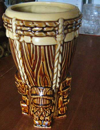 Drum of the forefathers Tiki Mug